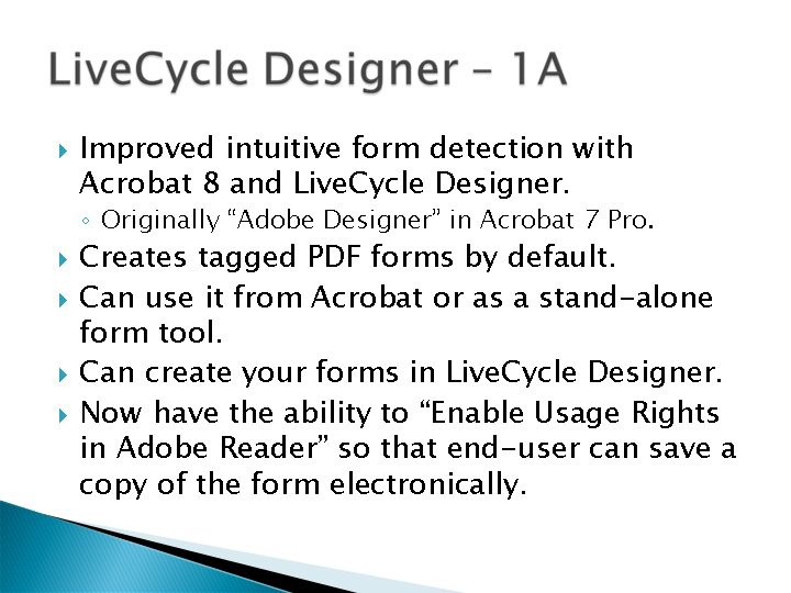 adobe livecycle désigner