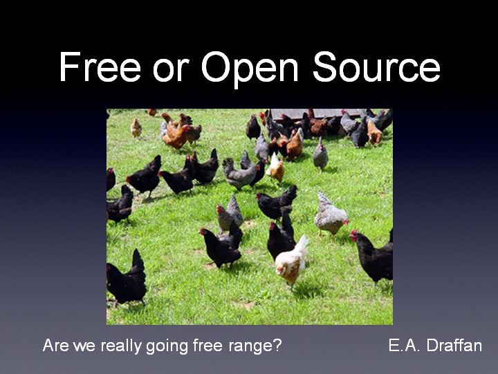 Free Or Open Source